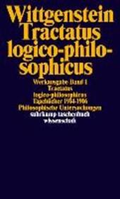 Tractatus logico-philosophicus. Tagebücher 1914 - 1916. Philosophische Untersuchungen