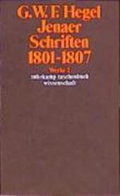 Jenaer Schriften 1801 -