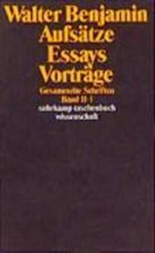 Gesammelte Schriften II. Aufsätze, Essays, Vorträge
