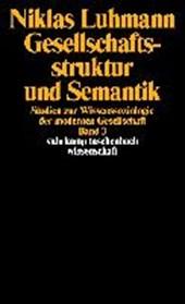 Gesellschaftsstruktur und Semantik