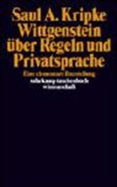 Wittgenstein über Regeln und Privatsprache