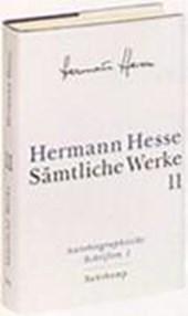 Autobiographische Schriften: Wanderung, Kurgast, Die Nürnberger Reise, Tagebücher