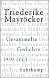 Gesammelte Gedichte 1939 -