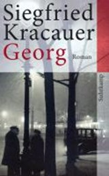 Georg | Siegfried Kracauer |