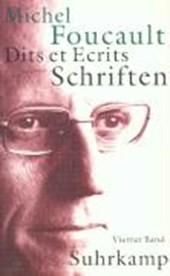 Schriften in vier Bänden - Dits et Ecrits