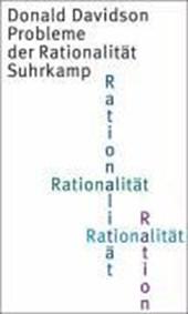 Probleme der Rationalität