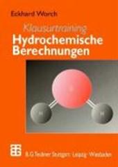 Klausurtraining Hydrochemische Berechnungen