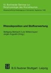 Rhizodeposition und Stoffverwertung