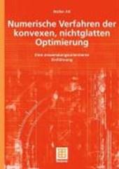 Numerische Verfahren der konvexen Optimierung