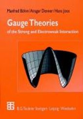 Gauge Theories of the Strong and Electroweak Interaction | Manfred Böhm |