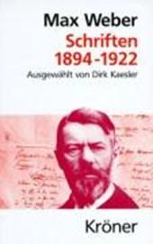 Schriften 1894 -