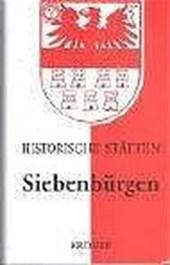Historische Stätten. Siebenbürgen