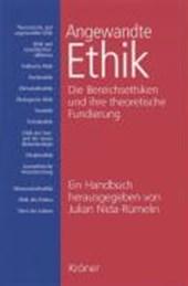 Angewandte Ethik