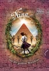 Nina 02 und der goldene Skarabäus