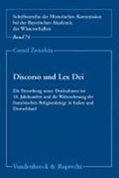Discorso und Lex Dei