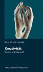 Kreativität - Konzept und Lebensstil