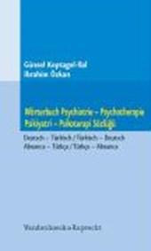 Wörterbuch Psychiatrie - Psychotherapie / Psikiyatri - Psikoterapie Sözlügü