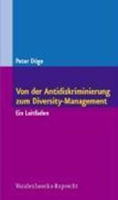 Von der Antidiskriminierung zum Diversity-Management
