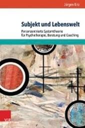 Subjekt und Lebenswelt