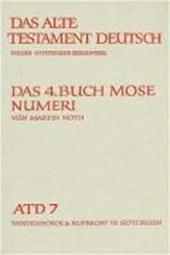 Das vierte Buch Mose