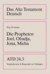 Die Propheten Joel, Obadja, Jona, Micha