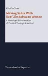 Making Sadza with Deaf Zimbabwean Women