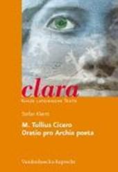M. Tullius Cicero, Oratio pro Archia poeta