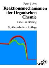 Reaktionsmechanismen der Organischen Chemie