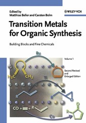 Transition Metals for Organic Synthesis | Matthias Beller |