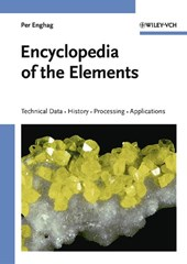 Encyclopedia of the Elements | Per Enghag |