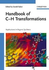 Handbook of C-H Transformations