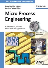 Micro Process Engineering | auteur onbekend |