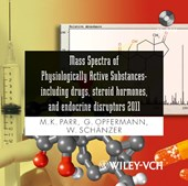Mass Spectra of Physiologically Active Substances | Maria Kristina Parr |