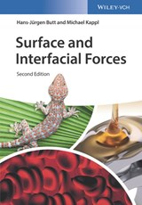 Surface and Interfacial Forces | Hans-Jürgen Butt |