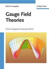 Gauge Field Theories | Paul H. Frampton |