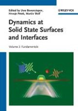 Dynamics at Solid State Surfaces and Interfaces | Uwe Bovensiepen |