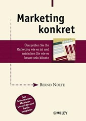 Marketing konkret | Bernd Nolte |