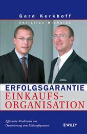 Erfolgsgarantie Einkaufsorganisation