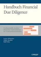 Handbuch Financial Due Diligence | H & Luise Ouml;lscher |