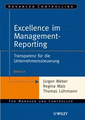 Excellence im Management-Reporting | Jürgen Weber |