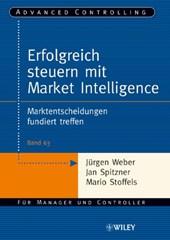 Erfolgreich steuern mit Market Intelligence