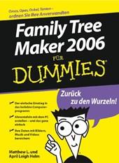 Family Tree Maker 2006 für Dummies