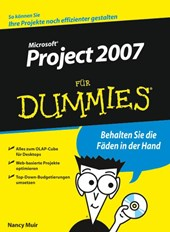 MS Project 2007 für Dummies | Martin Doucette |