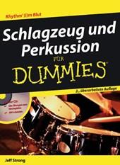 Schlagzeug und Perkussion für Dummies