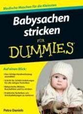 Babysachen stricken fur Dummies