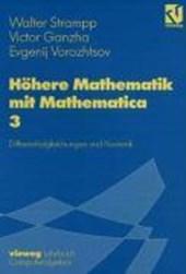 Höhere Mathematik mit Mathematica