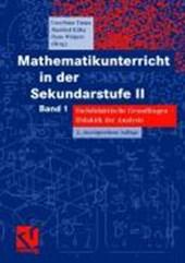 Mathematikunterricht in der Sekundarstufe 2. Bd.
