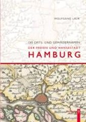 Orts-und Gewässernamen der Freien und Hansestadt Hamburg