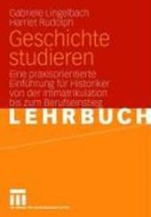 Geschichte studieren