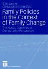 Family Policies in the Context of Family Change | auteur onbekend |